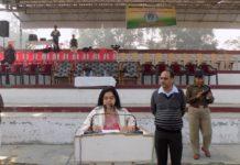 DRM Vijayalakshmi Kaushik inaugurated the launch