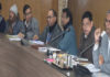 Meeting of the District Workforce Immunization under the chairmanship of DM