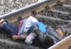 The boy and girl's body found on railway track, suspected of murder