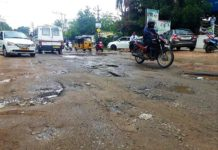 despite the order of cm roads can not be laid