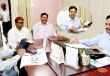 dr indramani tripathi take charge as new nagar ayukt